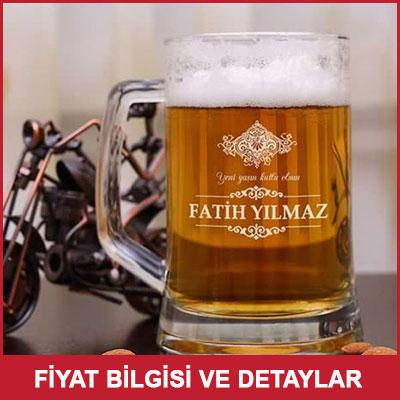 Erkege Hediye Önerisi Bira Bardağı