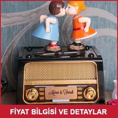 Sevgiliye Güzel Hediye Müzik Kutusu