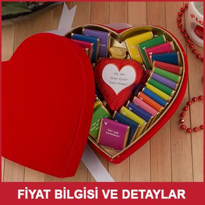 Sevgiliye Aşk Sözleri Çikolata