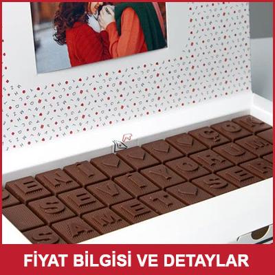 Sevgiliye Hediye Harf Çikolata