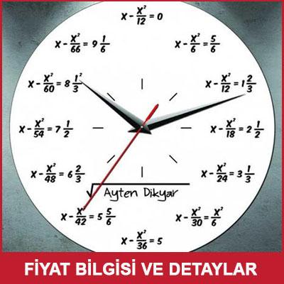 Öğretmene Özel Matematik Saati