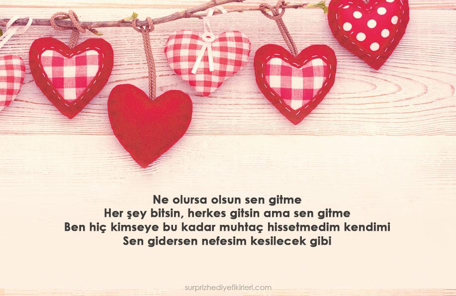 sevgiliye aşk şiiri