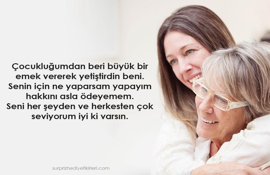 anne özlemi