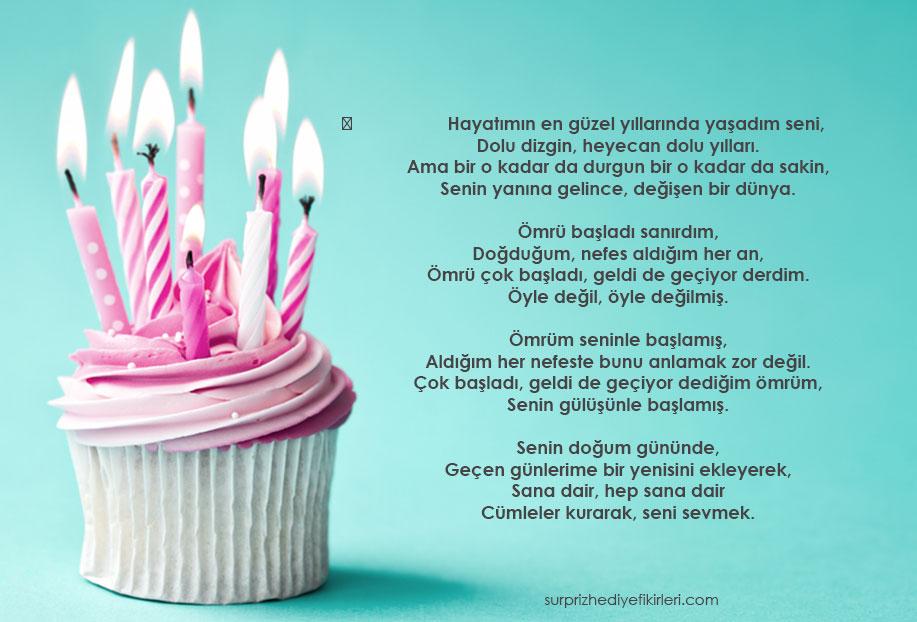 doğum günü şiiri