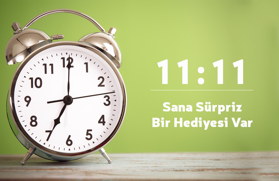 11 11 saat anlamı