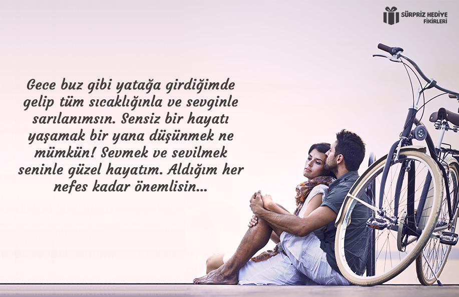 eşe romantik güzel sözler