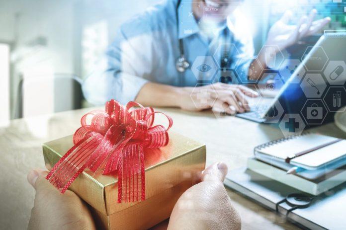 doktora hediye