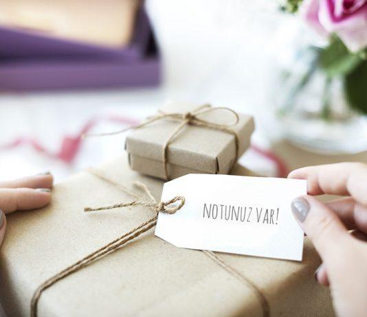 hediye notları