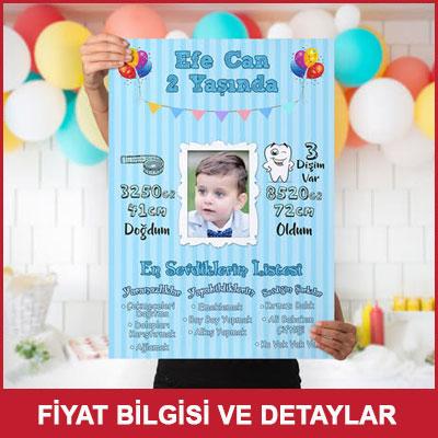 Erkek Çocuğuna Sünnet Posteri