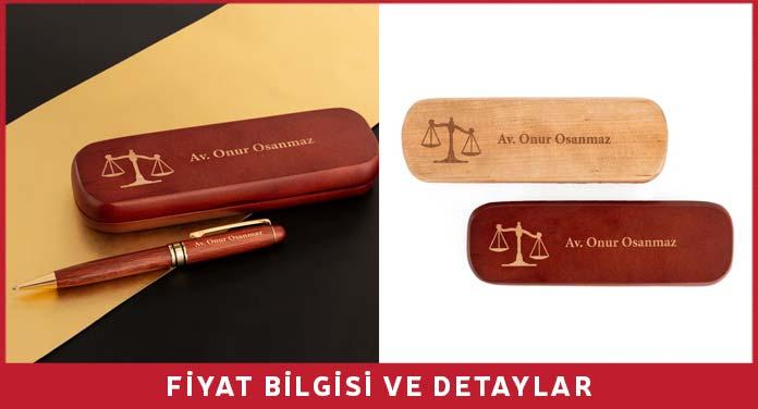 avukata hediye kalem