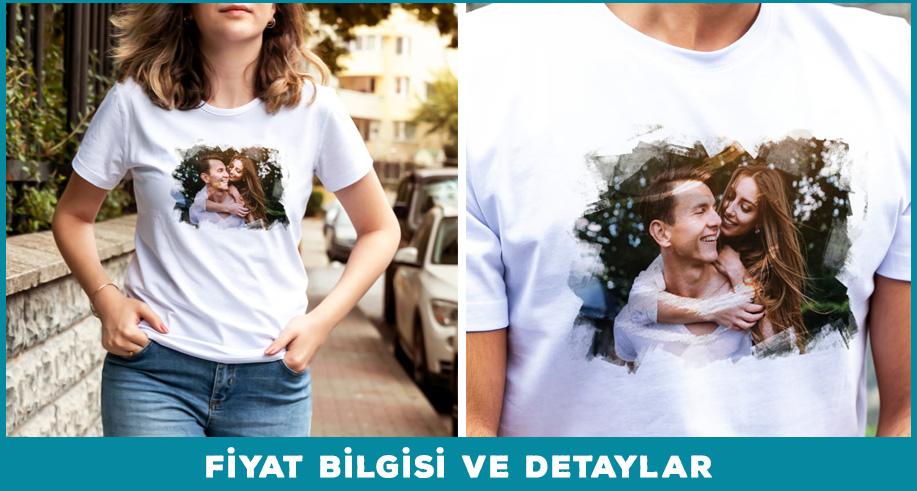 fotoğraf baskılı tişört