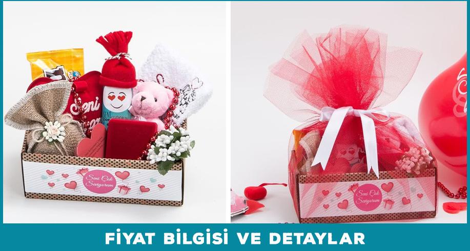 sevgiliye romantik hediye fikirleri