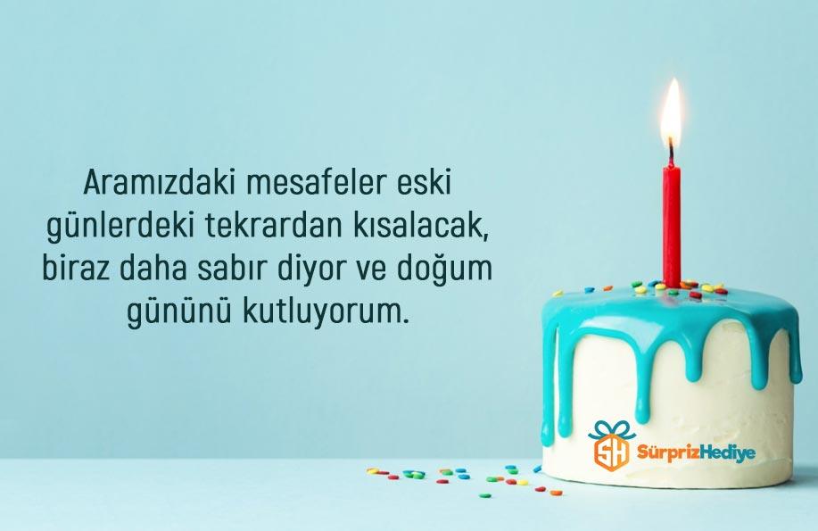 kuzene doğum günü mesajı